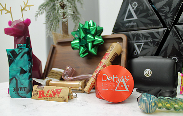 Delta 9 Cannabis Store – Holiday Stocking Stuffers