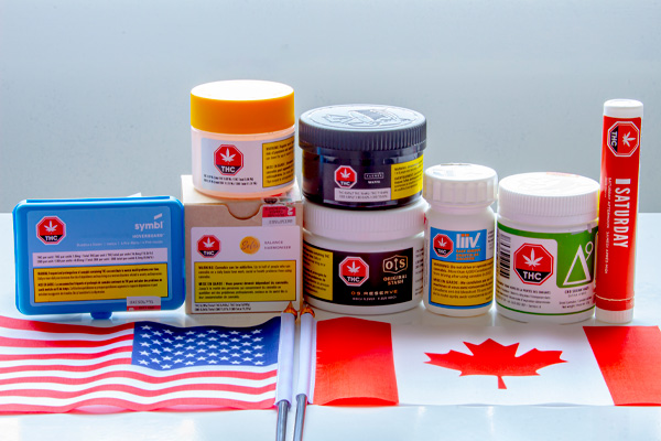 Cannabis legalization is not only good for the USA, but also for Canada.