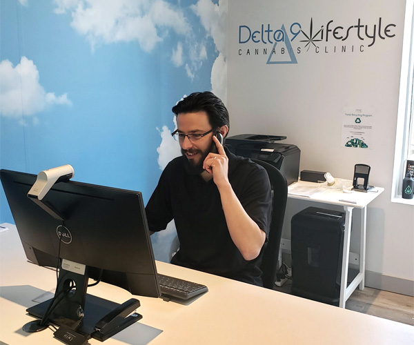 Jonathan Doherty – Delta 9 Clinic Manager