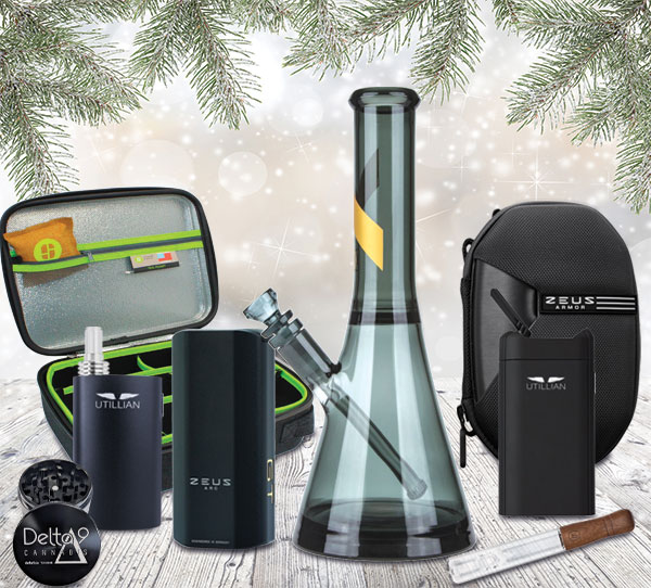 HOLIDAY GIFT IDEAS FOR CANNASSEURS